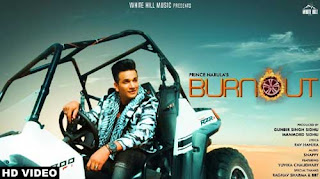 Burnout Lyrics | Prince Narula
