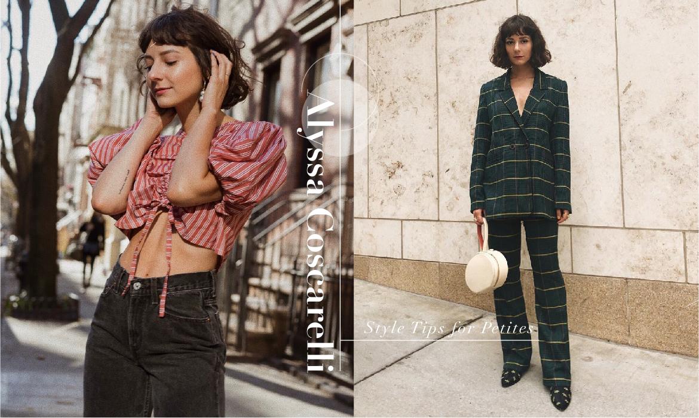 5 Tips Fashion Style Bagi Anda Yang Bertubuh Mungil