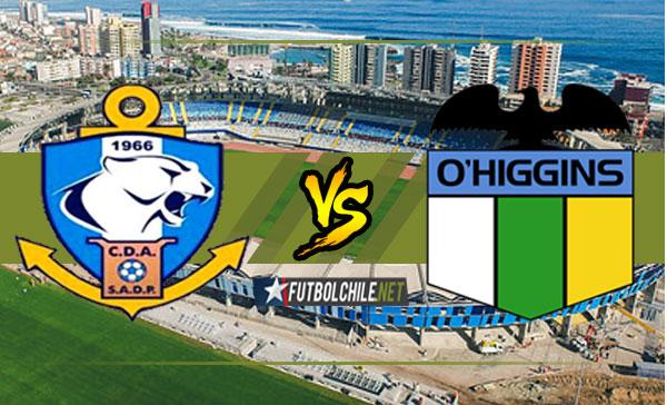 Deportes Antofagasta vs O´Higgins: Previa, horario, dónde ver en vivo por TV y online por la Primera División
