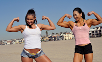 Powerful women female bodybuilders
