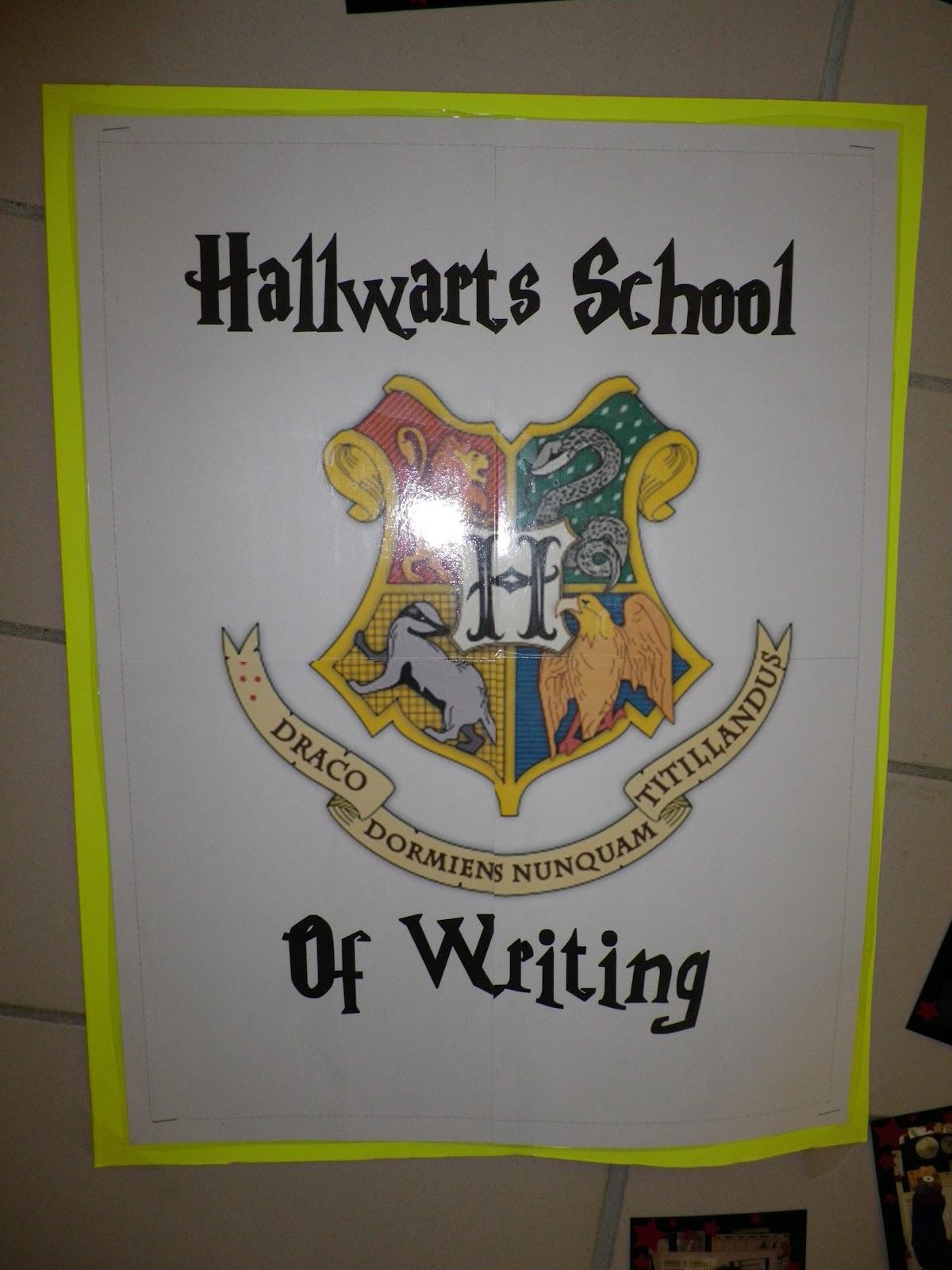 Fabulous In Fifth Hallwarts School Of Writing