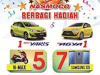 Promo Harga dan Simulasi Kredit Toyota Nasmoco Wilayah Jawa Tengah & DIY Maret 2018