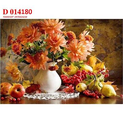 Tranh son dau so hoa D014180