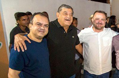 DEPUTADO FEDERAL BETO SALAME, COMEMORA APOIO DE LIDERANÇAS - VEJA