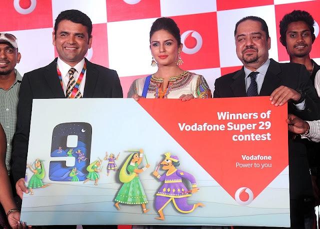 Vodafone Lottery Winner in KBC