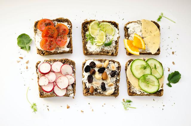 daftar makanan sehat untuk seminggu