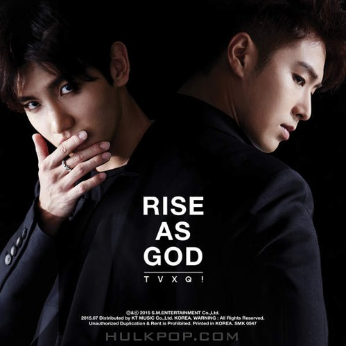 TVXQ – Rise As God – TVXQ! Special Album (FLAC + ITUNES PLUS AAC M4A)