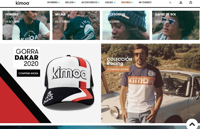 KIMOA official store