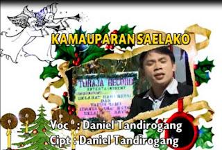 Lirik Lagu Toraja Kamauparan Saelakona (Daniel Tandirogang)