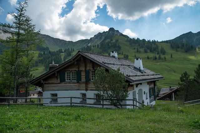 Fürstin-Gina-Weg  Augstenberg und Pfälzerhütte  Wandern in Liechtenstein 03