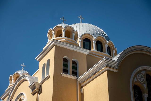 Igreja Ortodoxa Antioquina São Jorge - cúpula
