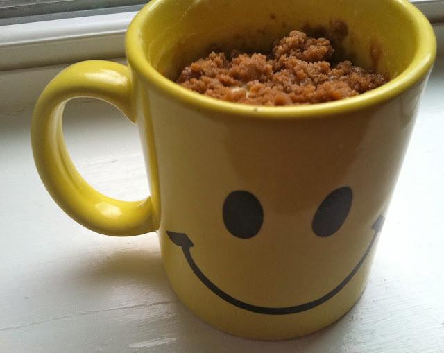 Coffee Cake In A Mug Recipes: Words & Whisks: Coffee Cake In A Mug