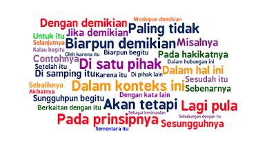 Konjungsi (kata penghubung) : Pengertian, Jenis - Jenis, dan Contoh
