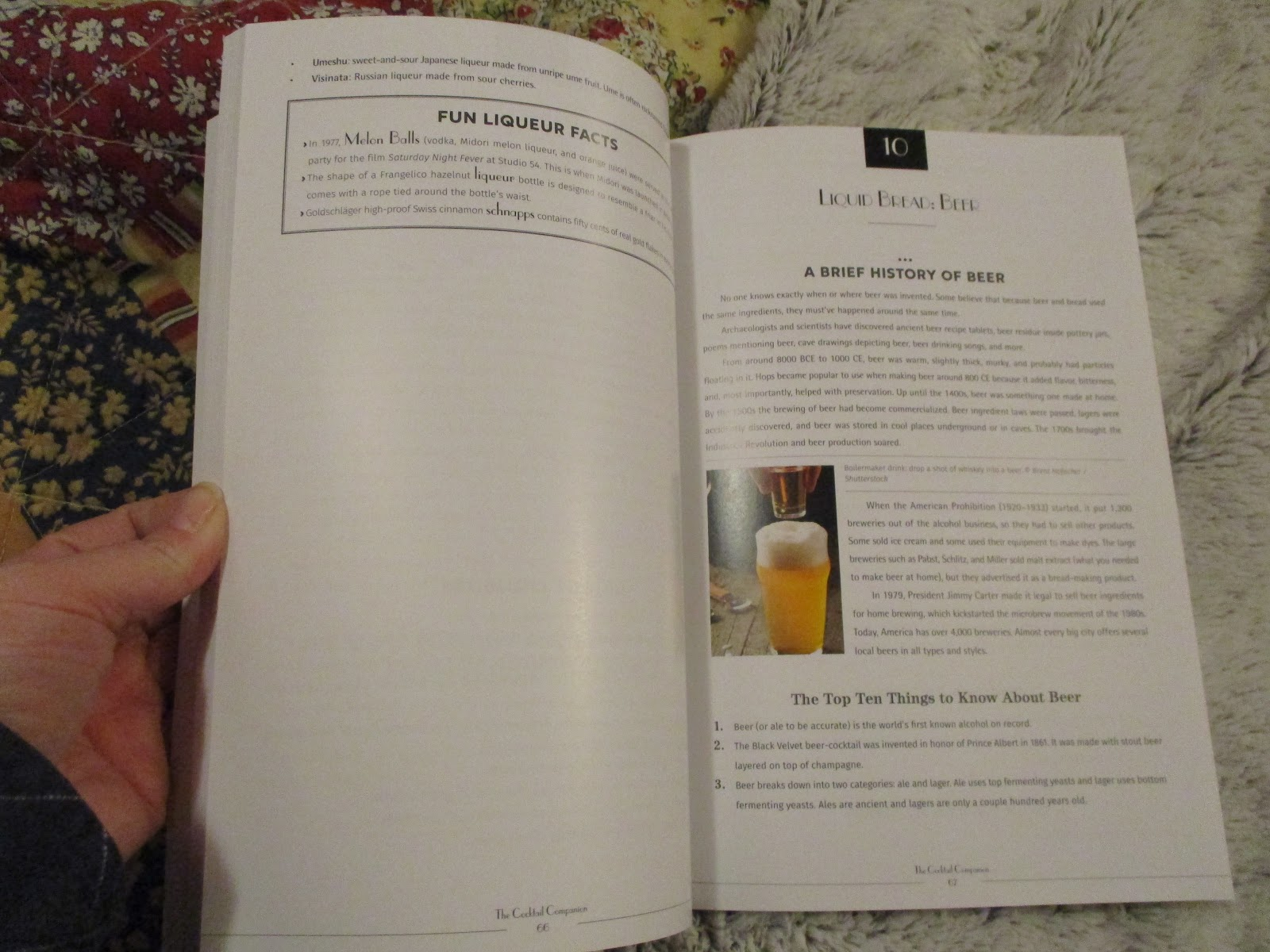 Missys Product Reviews : The Cocktail Companion: A Guide to