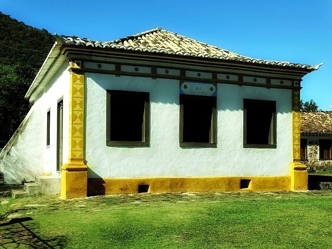 Antigo engenho em Santo Antônio de Lisboa, Florianópolis