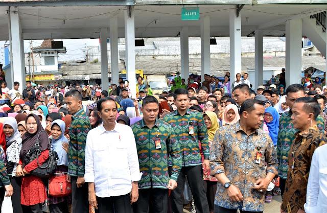 Bakal Ada Bandara di Sukabumi, Jokowi Ogah Bocorkan Lokasinya
