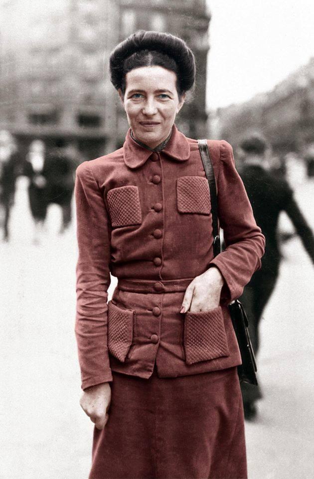 Simon De Beauvoir The Second Sex 116