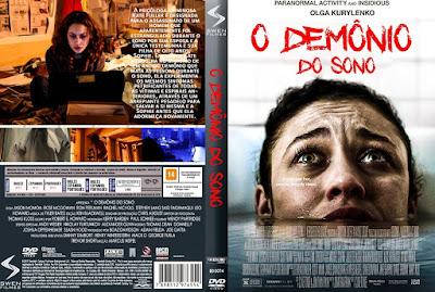 Filme O Demônio do Sono (Mara) DVD Capa