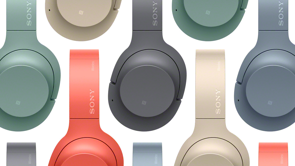 Sony To Introduce New Hear On Wireless Headphones Update The Headphone Mdr100abn Bluetooth Noise Cancelling Will Be Introducing At Least 2 Ifa This Week And Perhaps A 3rd Model As Well Models Wh H900n