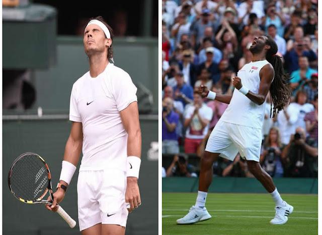 Nike vive una pesadilla en Wimbledon con Rafa Nadal