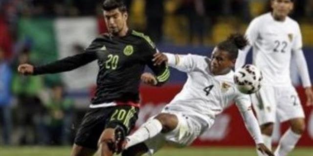 منتخب الولايات المتحدة الأمريكية يتعادل مع منتخب المكسيك فى تصفيات كاس العالم 2018