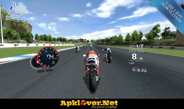 Real Moto APK MOD unlimited money