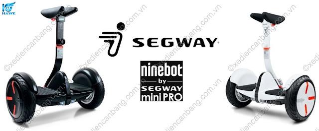 Xe điện ninebot mini pro Segway chính là chiếc hoverboard bạn đang muốn tìm kiếm