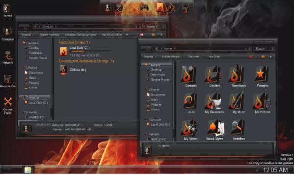 download gratis skin pack fire v 2.0