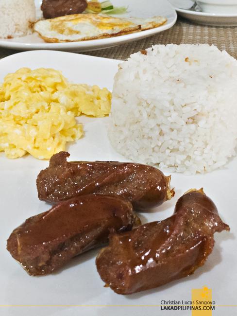 Premiere Citi Suites Cebu Breakfast