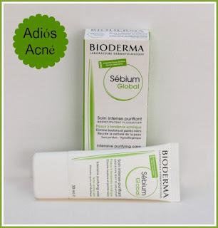hidratante específica para tratar el acné