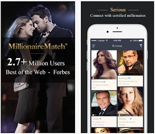 Millionaire Matchmaker App