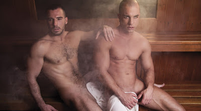The sweet new Gay Sauna in Stockholm.  Its your weekend - we look forward to seeing you!