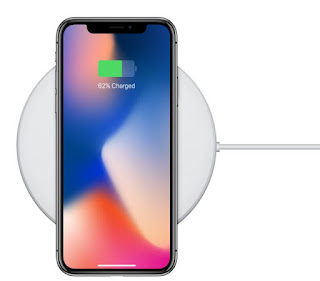charging feature in iphone x