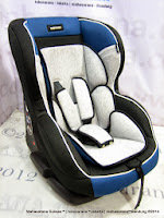 Convertible Baby Car Seat BabyDoes CH875 Group 0+ dan 1 (New Born - 18kg)