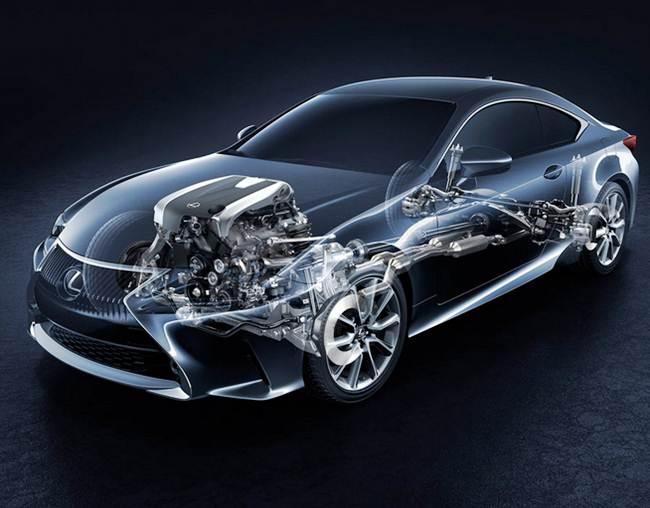 2017 lexus rc 350 f sport review autocar regeneration. Black Bedroom Furniture Sets. Home Design Ideas