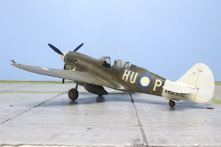 Mauve - Kittyhauk IV