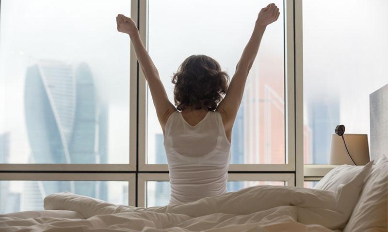 Sabah yapılan egzersiz bel ağrısını önlüyor