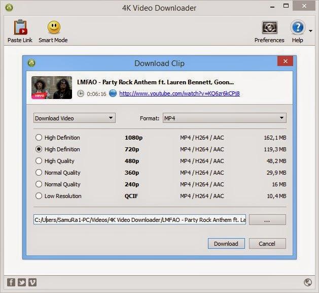 4K Video Downloader ~ Software World