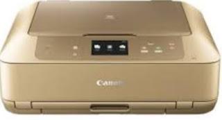 Canon PIXMA MG7752 Treiber Download
