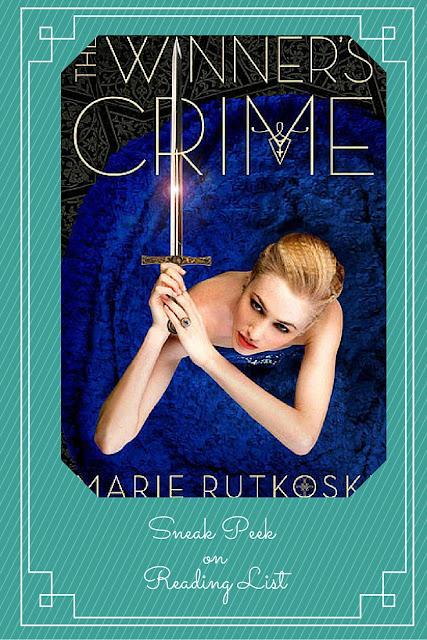The Winner's Crime A Sneak Peek on Reading List