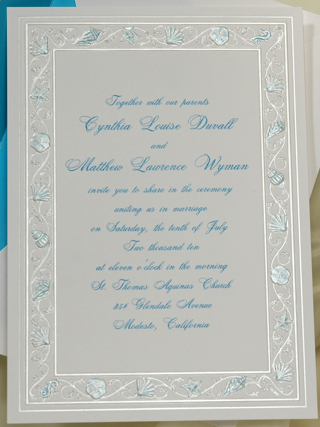Neutral Wedding Invitations How To Do Homemade Wedding
