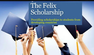 Felix Trust University Of London Scholarship Program 2018