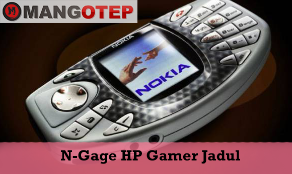 Review: N-Gage HP Gamer Jadul Spesifikasi