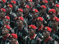 Apa tujuan 2 tentara AS menyusup ke Cilegon saat HUT TNI?