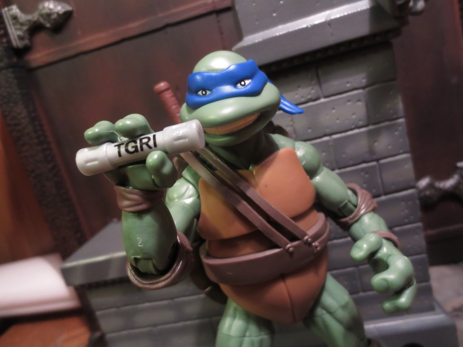 Action Figure Barbecue Action Figure Review Leonardo From