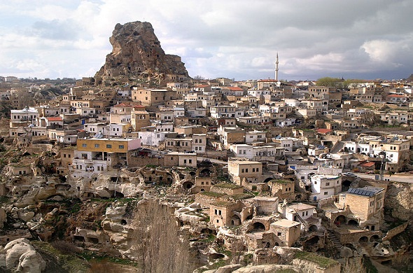 cappadocia-كبادوكيا