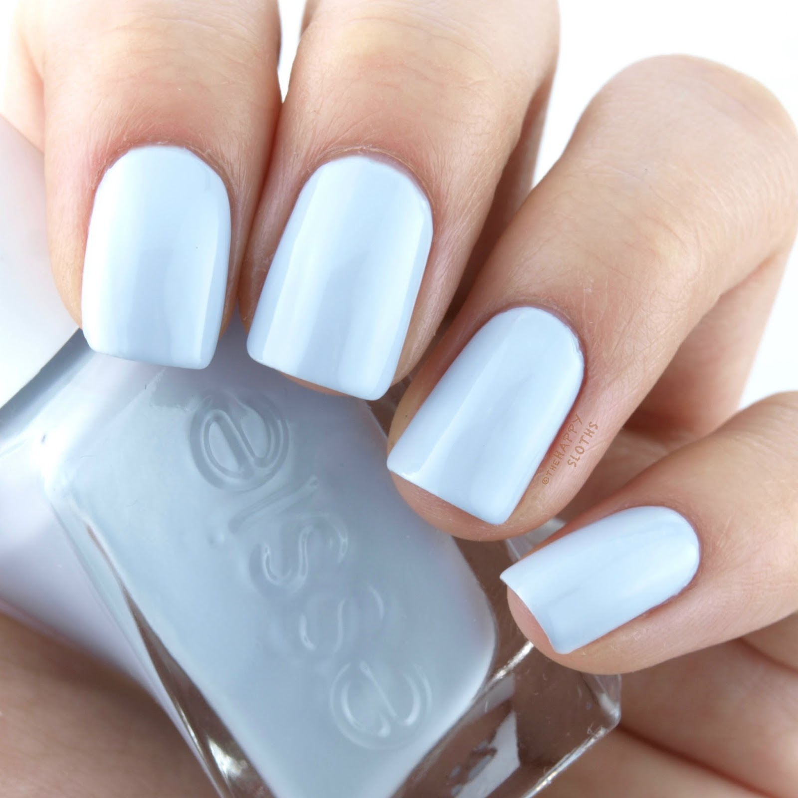 Essie Gel Couture Spring 2017 Ballet Nudes in Perfect Posture