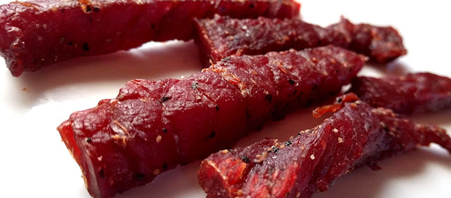 gary west meats 50/50 jerky