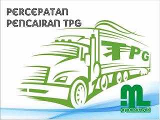 Percepatan Penyaluran TPG