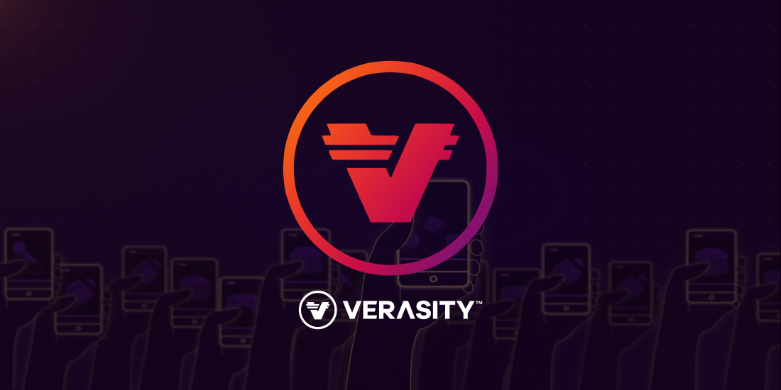 New press release from Verasity
